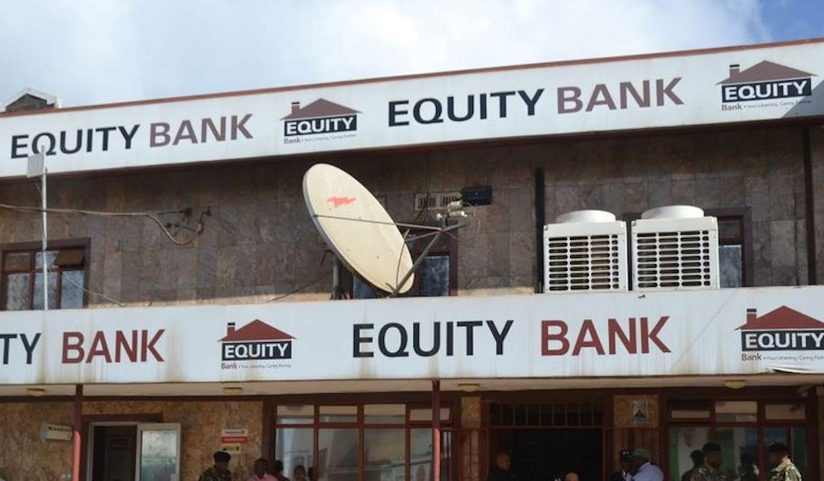 Investment Recommendation Report: Equity Bank